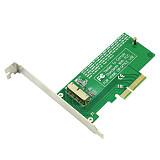 2013-2015 MacBook Air A1465 A1466 Pro A1502 A1398 MD712 SSD to PCI-E 4X Adapter