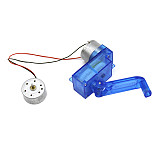 Feichao 310 Hand Crank Generator Homemade Fan Model Toy Accessories Student DIY Power Generation Experiment