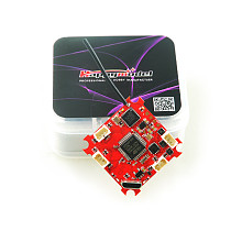 JMT Crazybee F3 Flight Controller OSD Current Meter 4 IN 1 5A 1S Blheli_S ESC Compatible Frsky / Flysky Receiver for Whoop Drone