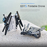 Feichao KY601S RC Helicopter Drone with Camera HD 1080P WIFI FPV Selfie Drone Professional Foldable Quadcopter