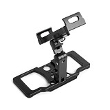 Sunnylife Upgraded Aluminum Remote Controller Bracket Tablet Phone Holder Mount Bracket Clip for Crystalsky Monitor DJI Mavic 2 Air Spark