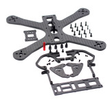 JMT 220 Full Carbon Fiber Integrated FPV Racing Frame Kit 4MM Arm Rack For RC Drone Quadcopter