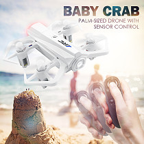 JJRC H63 Baby Crab 2.4G Gravity Sensor Altitude Hold Headless Mode Mini Aircraft RC Drone Quadcopter RTF White Toy Gift