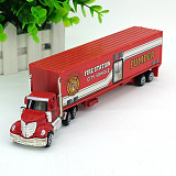 FEICHAO Mini 1:72 Scale Diecast Scooter Alloy Metal Construction Engineering Vehicle Car Toy for Kids