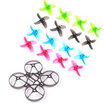 Mobula7 V2 Frame Propellers for 75mm Bwhoop75 Brushless Whoop Happymodel Mobula7 Mobula 7 FPV Racing Drone RC Racer Quadcopter