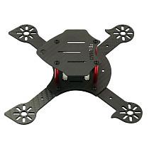 Feichao 180mm Wheelbase Quadcopter Rack Carbon Fiber Frame Kit for DIY FPV Racing Drone 2204 2205 2305 2306 Motors