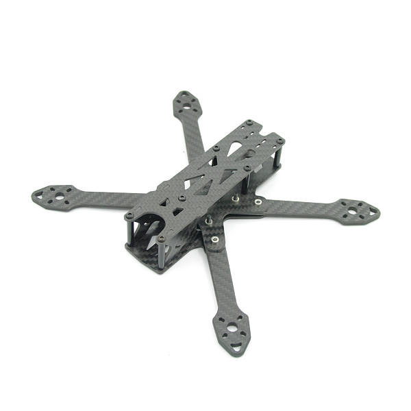 JMT FX-220 220mm Wheelbase Frame Kit Carbon Fiber Rack for DIY FPV Racing Drone Quadcopter