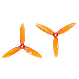 GEMFAN 2 Pairs Windancer 5043 PC Propeller 5 inch 3-blade Paddle CW CCW Props for FPV Drone Quadcopter Multicopter