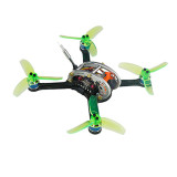 LDARC Flyegg 130 V2 Micro Mini Brushless FPV Racing Drone Quadcopter BNF/PNP 100mW VTX Camera OSD