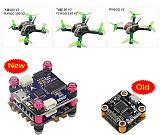 LDARC FPVEGG V2 Micro Mini Brushless FPV Racing Drone Quadcopter BNF/PNP 100mW VTX Camera OSD
