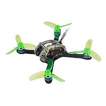 LDARC Flyegg 100 V2 Micro Mini Brushless FPV Racing Drone Quadcopter BNF/PNP 100mW VTX Camera OSD
