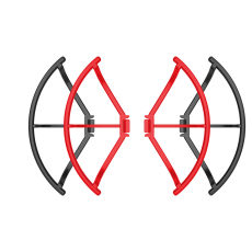SHENSTAR 4PCS/SET Propeller Guard Props Quick Release Protection Ring For Parrot ANAFI FPV Drone Quadcopter
