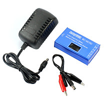 F05668-A RC Battery Balance Charger Voltage Detector + 12V 2A Adapter For 2S 3S 4S Li-Ion Li-Poly Quadcopter Hexacopter