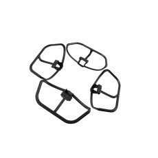 SHENSTAR Propeller Guard Props Protection Ring Bumper Protective Cover For Parrot ANAFI FPV Drone