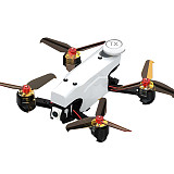 Radiolink 210mm FPV Racing Drone RTF with T8FB TX Mini PIX Flight Control M8N GPS FPV Goggles Aluminum Case