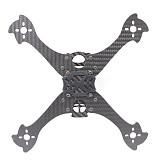 JMT MARK1 210MM Frame Kit 4mm Arm FPV Racer Drone Carbon Fiber Frame kit with PDB Board for RC Racing Quadcopter