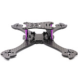 JMT MARK1 210MM Frame Kit 4mm Arm FPV Racer Drone Carbon Fiber Frame kit with PDB Board for RC Racing Quadcopter