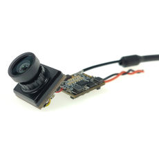 Caddx.us Firefly 1/3  CMOS 1200TVL 2.1mm Lens 16:9/4:3 NTSC/PAL FPV Camera with VTX for RC Hobby DIY FPV Racing Drone Quadcopter