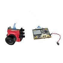 Caddx.us Turtle V2 800TVL 1.8mm 1080p 60fps NTSC/PAL Switchable HD FPV Camera w/ DVR for RC Hobby DIY FPV Racing Drone Quadcopter
