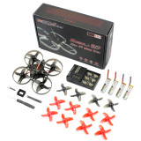 Happymodel Mobula7 V2 75mm Crazybee F3 Pro OSD 2S Whoop FPV Racing Drone Quadcopter w/ Upgrade BB2 ESC 700TVL BNF Compatible Frsky Flysky DSM2/DSMX Receiver