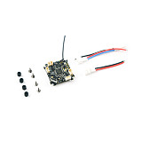 Crazybee F3 Pro FC Mobula7 V2 Frame Canopy Camera Buzzer SE0802 1-2S Brushless Motor 40mm Props Replacement Parts for Happymodel Mobula 7 FPV Racing Drone
