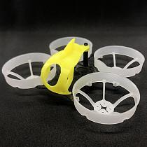 FullSpeed Frame KIT for TinyLeader Standard Version Brushless Whoop FPV Racing Drone Plastic Canopy Carbon Fiber Frame