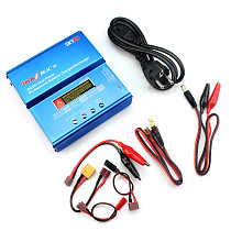 SKYRC IMAX B6AC V2 Charger 50W Lipo 6A Battery Balance Charger Discharger with Power Cable for RC Quadcopter Drone Re-Peak Mode