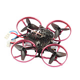 JMT 75MM Brushless Metal Frame FPV Racing Drone BNF With Crazybee F3 Pro FC Flysky/Frsky/DSM2 FC FPV Watch Arch Apron Upgraded Mobula 7