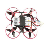 JMT 75MM Brushless Metal Frame FPV Racing Drone RTF With Crazybee F3 Pro FC Flysky TX RX SE0802 1-2S Upgraded Mobula 7 Quadcopter