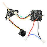 XT-XINTE DIY Drone Set Welding Fees for Mobula7 Brushless Whoop Eachine TRASHCAN TC75