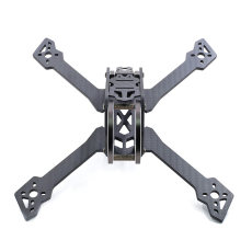 Original GEPRC Mark3 T5 Wheelbase 225mm True X Arm 4mm Carbon Fiber & CNC Frame Kit for Freestyle FPV RC Racing Drone DIY Parts