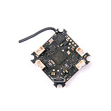 Flysky Version Full Set with Transmitter DIY Mobula 7 V3 FPV Drone Accessories Combo Crazybee F4 PRO FC V3 Frame SE0802 Motor Turbo Eos2 Camera VTX Arch Apron for Mobula7 75mm Bwhoop75 Brushless Whoop Eachine TRASHCAN TC75
