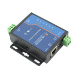 USRIOT USR-TCP232-410S Terminal Power Supply RS232 RS485 to TCP/IP Converter Serial Ethernet Serial Device Server