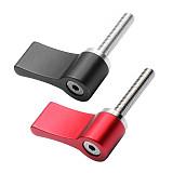 BGNING CNC Aluminum M4x20 Adjustable Hand Screw Tight Lock Screws for Photographic Equipment Camera Accessories