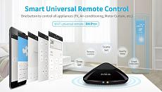 Broadlink RM Pro+ RM03 Mini3,Smart home Automation WIFI+IR+RF Universal remote Controller Intelligent for ios ipad Android