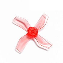 Gemfan 1220 1.2x2x4 31mm 0.8mm Hole 4-blade Propeller PC CW CCW Props for 0703-1103 RC Drone FPV Racing Brushless Motor