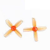 Gemfan 2036 2x3.6x4 4-blade Propeller PC CW CCW Props for 1105 1106 1108 RC Drone Quadcopter FPV Racing Brushless Motor