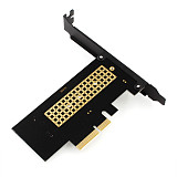 JEYI SK4 M.2 NVMe SSD NGFF TO PCIE X4 Adapter M Key Interface Card Suppor PCI Express 3.0 x4 2230-2280 Size m.2 FULL SPEED