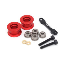ALZRC Devil X360 Metal Tail Belt Idler Roller RC Helicopter Parts fit GAUI X3 DX360-27U