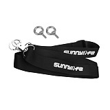 Sunnylife Smart Controller Neck Strap Lanyard Sling for DJI Mavic 2 Pro Zoom Remote Controller with Screen Accessories