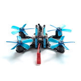 TransTEC Aurora 90mm FPV Racing Drone Quadcopter PNP With F3 FC 4 IN 1 15A ESC 1104 7500KV Motor 25mw VTX 700 TVL Camera