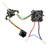 DIY Drone Set Welded Crazybee F3 F4 Pro Whoop_VTX 5.8g 40ch 25mw~200mw VTX Caddx.us Turbo EOS2 Camera for Mobula7 Brushless Whoop Mobula7 Eachine TRASHCAN TC75