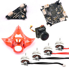 DIY Mobula 7 FPV Drone Accessories Turbo Eos2 Camera VTX V2 Canopy Crazybee F4 Pro FC SE0803 Motor Combo for Mobula7 75mm Bwhoop75 Brushless Whoop Eachine TRASHCAN TC75