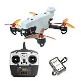 JMT 210 FPV Racing Drone Quadcopter RTF with Radiolink T8FB TX RX 100KM/H High Speed 5.8G FPV DVR 720P Camera GPS OSD Mini PIX
