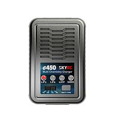 SKYRC e450 50W 4A Multi Chemistry Balance Charger 2S 3S 4SLiPo LiFe LiHV 6S to 8S NiMH Battery Balance Charger AC 110V-240V