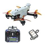 JMT 210 FPV Racing Drone RTF 100KM/H High Speed 5.8G FPV DVR 720P Camera GPS OSD Mini PIX Flysky TX RX