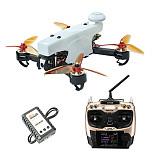 JMT 210 FPV Racing Drone Quadcopter RTF with Radiolink AT9S TX RX 100KM/H High Speed 5.8G FPV DVR 720P Camera GPS OSD Mini PIX