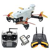 JMT 210 FPV Racing Drone Quadcopter RTF with Radiolink AT9S TX RX FPV Goggles 100KM/H High Speed 5.8G FPV DVR 720P Camera GPS OSD Mini PIX
