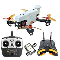 JMT 210 FPV Racing Drone Quadcopter RTF with Radiolink T8FB TX RX FPV Goggles 100KM/H High Speed 5.8G FPV DVR 720P Camera GPS OSD Mini PIX