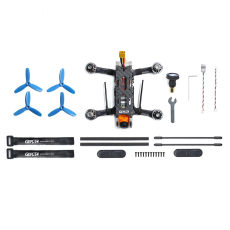 Geprc Cygnet Upgrade GEP-CX Cygnet3 Pro RunCam Split Mini 2 1080P HD Camera 145mm 3 Inch Stable F4 20A 48CH RC FPV Racing Drone